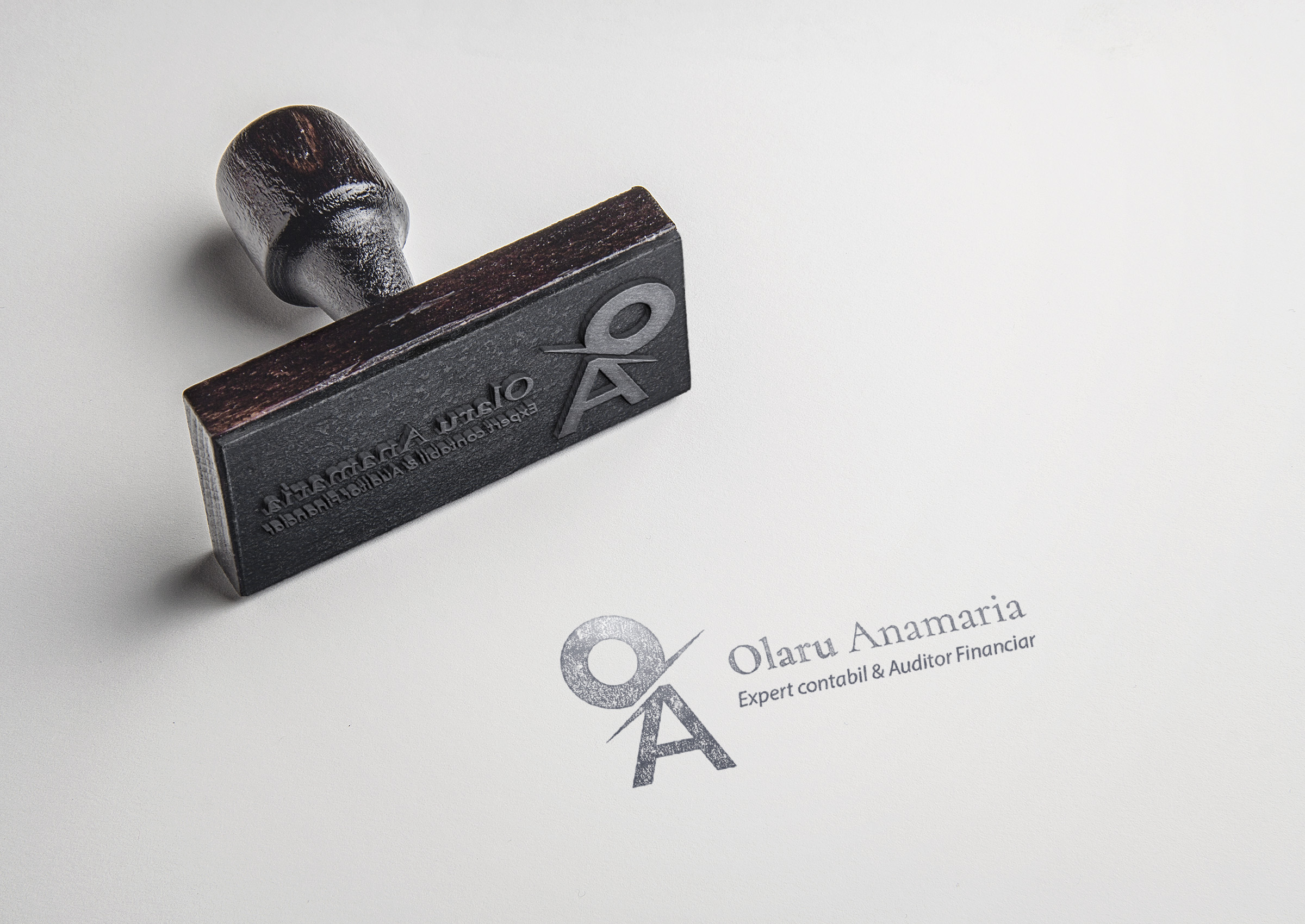 Branding Olaru Anamaria